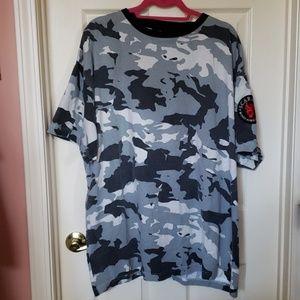 Other - Scarface Money Power Respect Camo Tshirt Tee Shirt